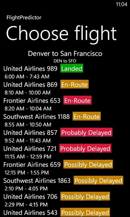 all you need to know about united airline s baggage flightpredictor tells you all you need to know about