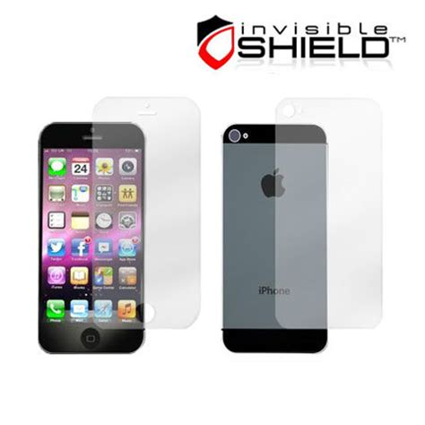 Invisibleshield For The Iphone Review by Invisibleshield Protector Iphone 5 Reviews
