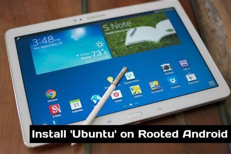 how to install ubuntu on phone how to install ubuntu linux on samsung devices etech hacks