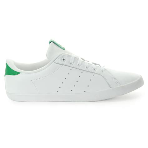 adidas originals s miss stan shoes white green
