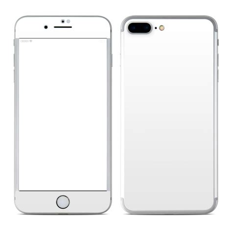apple iphone   skin solid state white  solid colors decalgirl