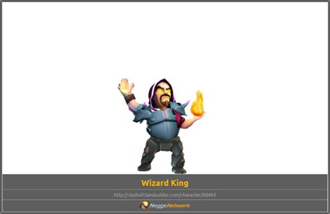 clash of clans characters wizard wizard king character clash of clans builder