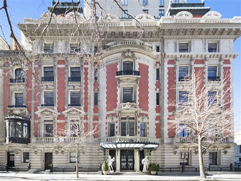new york house carlos slim s new york townhouse is listed for 80 million