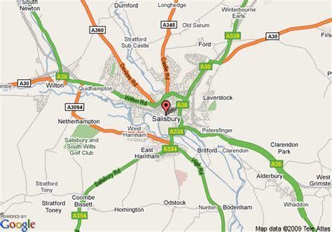 stonehenge map map of inn salisbury stonehenge salisbury