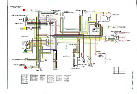gy6 scooter wiring diagram on gy6 images free