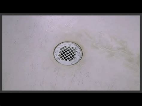How To Remove Shower Drain Cover by Shower Drain Cover Replacement