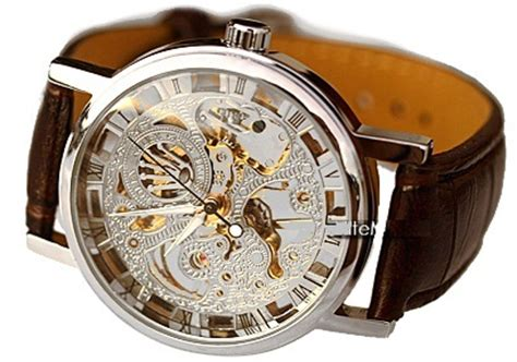 Rolex Skeleton Rantai Silver Black rolex skeleton silver edition watchmarkaz pk watches in pakistan rolex watches price