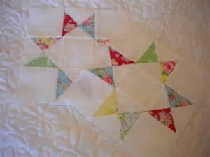 how to make half square and quarter square triangle quilt