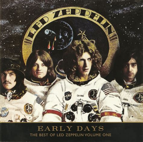 best of led zeppelin album covers taken from apollo 14