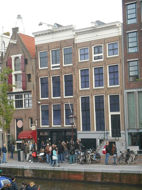 frank home anne frank house amsterdam