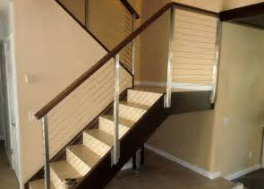 Interior Stair Rail Kits by Interior Stair Railing Systems Smalltowndjs Com