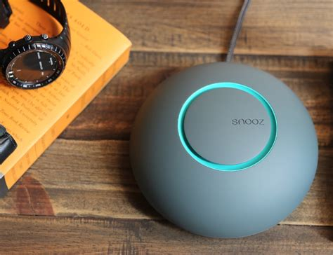 snooz ultra portable white noise machine 187 review