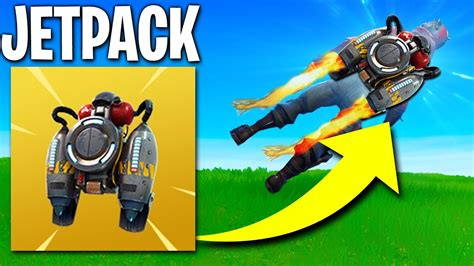 fortnite new items new jetpack item coming to fortnite battle royale