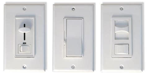 Light Switches And Dimmer Switches Steve Carter Electric