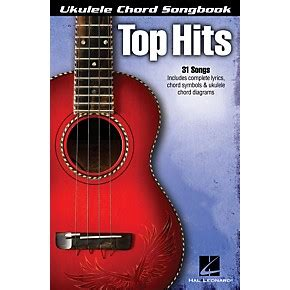 ukulele chord book 300 chords books hal leonard top hits ukulele chord songbook musician s