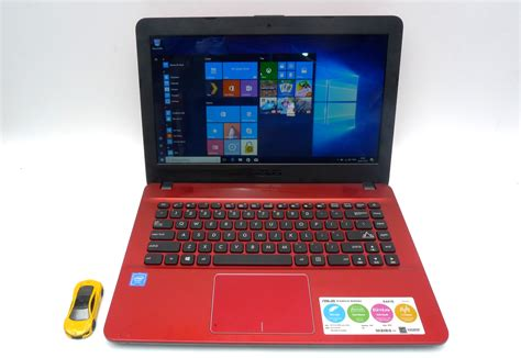 Pasaran Laptop Asus Second jual laptop 2nd asus x411n jual beli laptop bekas kamera bekas di malang service dan part