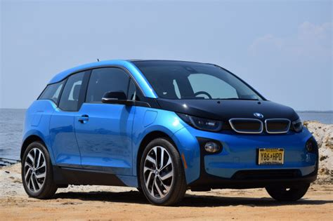 Bmw Electric Car 2017 by 2017 Bmw I3 Rex Drive Review Of Range Extended Electric