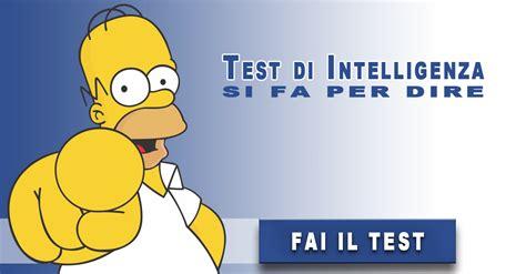 test per intelligenza test di intelligenza stupida