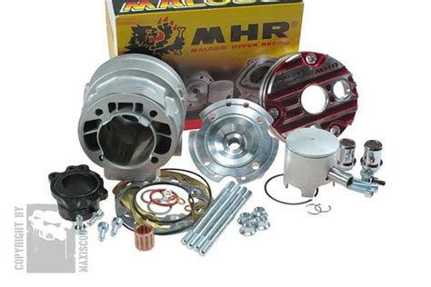 Bore Up Kit Malosi 187 Cc malossi mhr cylinder kit big bore testa rossa 94cc yamaha aerox mbk maxiscoot