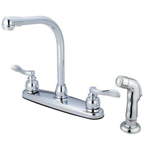 High Flow Kitchen Faucet by High Flow Kitchen Faucets Bellacor