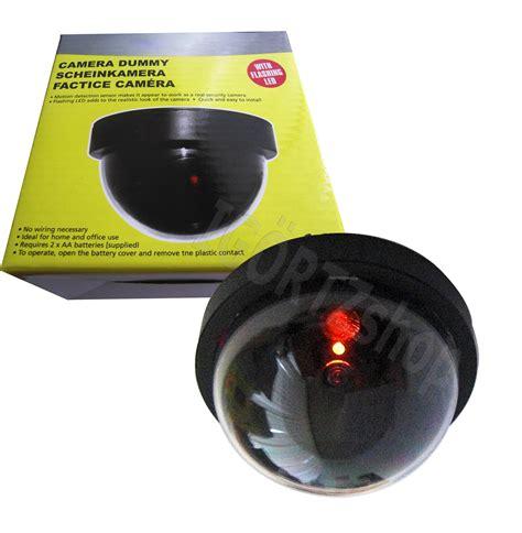 Led Kamera led kamera dummy attrappe sicherheitskamera sensor kameradummy dome kamera rund