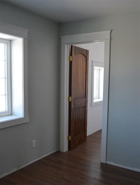 contemporary door trim modern casing and headers ana white woodworking projects