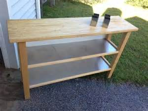 kitchen butcher block island ikea ikea kitchen butcher block island in trumbull connecticut krrb classifieds