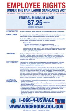 Fair Labor Standards Act Section 7 by Articles Obama S Minimum Wage Fallacy