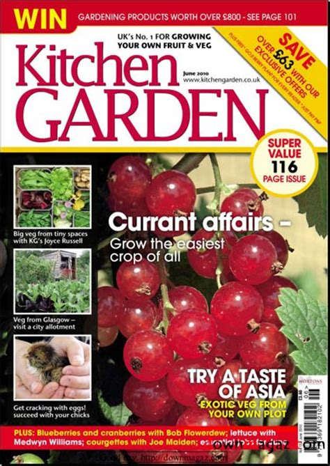 kitchen garden june 2010 187 download pdf magazines