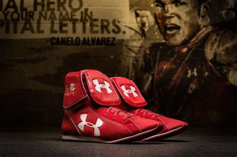 armour boxing shoes canelo armour shirts and boxing boots canelo vs khan