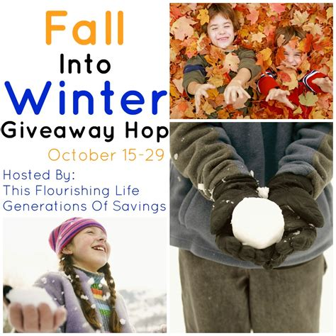Winter Giveaway - win a winter wreath in fall into winter giveaway hop the bandit lifestyle