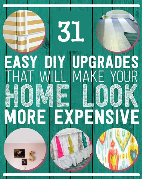 house upgrades 31 diy ideas to upgrade your home i luv diy ideas