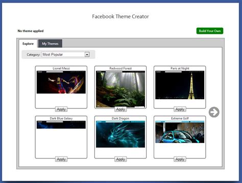 facebook themes dawnload facebook theme creator para google chrome download