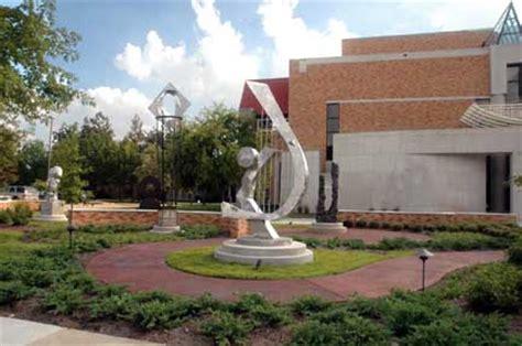garden state performing arts center delta state to dedicate sculpture garden on cus sunday