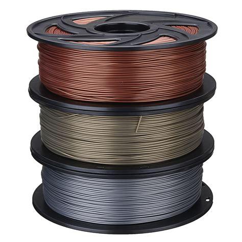 Filamen 3d Printer Filament Pla Lazurite Bronze 1 75mm 1 0 Kg 1 aluminum bronze copper 1 75mm 1kg pla filament for 3d printer reprap alex nld