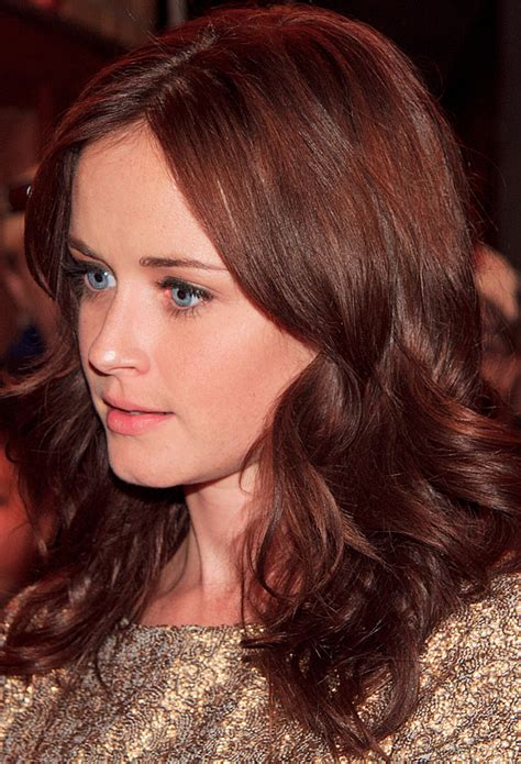best hair color for a hispanic women with dark roots alexis bledel wikipedia