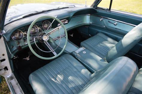 1962 Thunderbird Interior by Interior 1962 Ford Thunderbird Convertible 76a