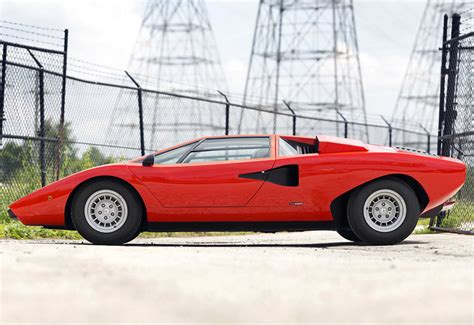 Lamborghini Countach Specs 1974 Lamborghini Countach Lp400 Specifications Photo