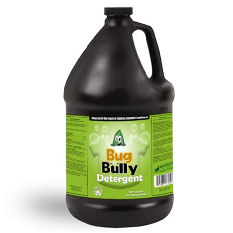 bed bug bully bed bug bully detergent 1 gallon