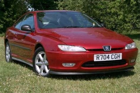 peugeot 406 coupe review a grand monday peugeot 406 coupe v6 163 450 honest