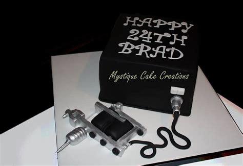 tattoo gun birthday cake tattoo gun cake my wedding pinterest