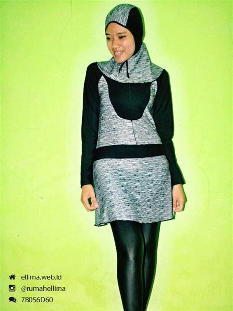 Baju Renang Muslimah Hitam 42 best images about swimsuit baju renang muslimah on sporty models and jakarta