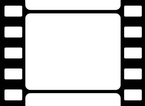 film strip emoji film strip filmstrip free a blank filmstrip clip art