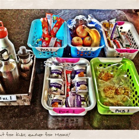 Pantry Lunch Ideas by Healthy Lunches That Your Kid Will Eat Yes It S Possible