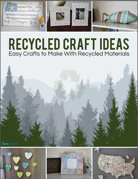 recycling cards crafts quot recycled craft ideas easy crafts to make with recycled