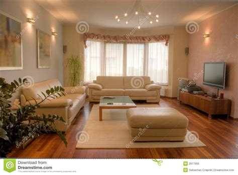 the home interior modern home interior royalty free stock image image
