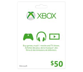 Where To Get Xbox Live Gift Cards - xbox live subscriptions xbox gift cards microsoft store