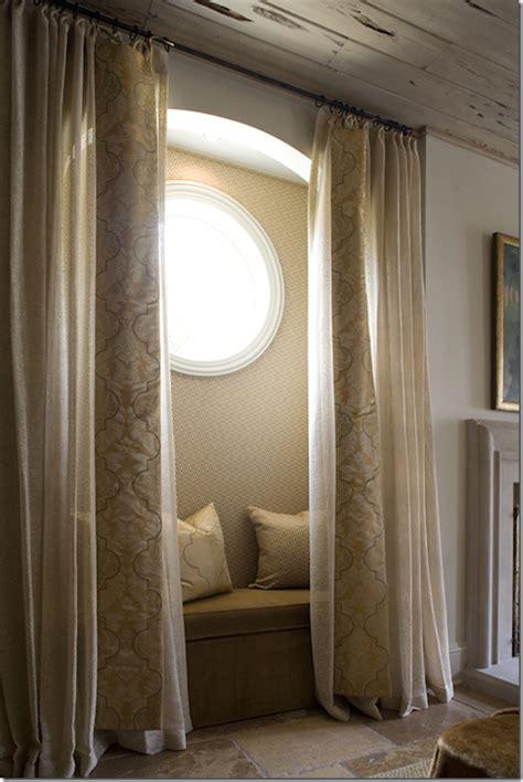 velvet tufted alcove contemporary living room tobi fairley