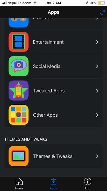 install themes on iphone without jailbreaking download and install cyrus in ios 11 10 on iphone without