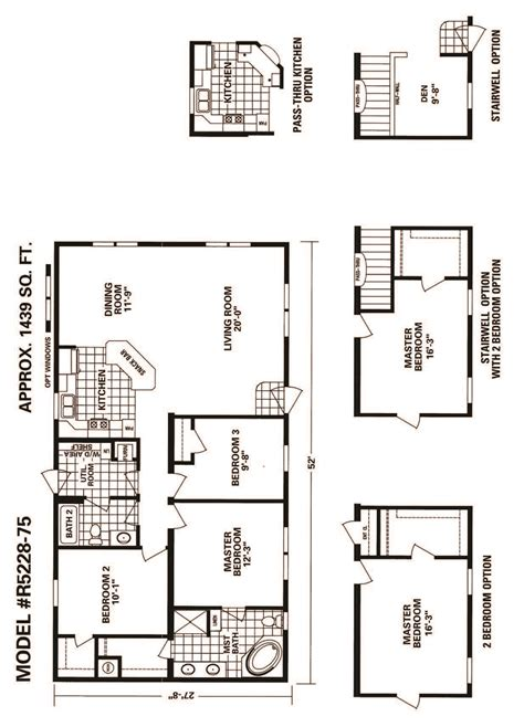 schult floor plans schult timberland 5228 75 modular manufactured home